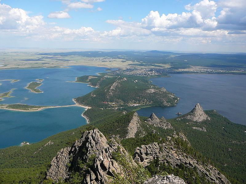 Гори Акмолинской области